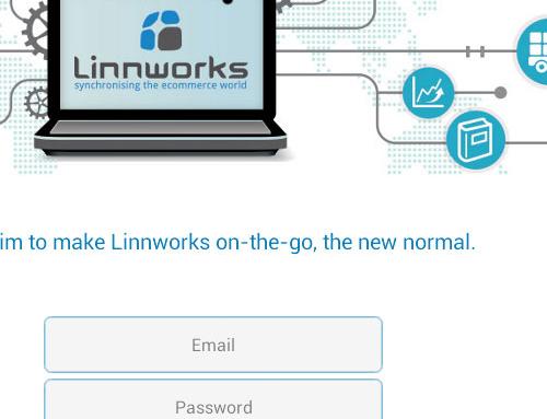 Preparing stock for linnworks